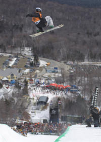 Beaman & White wrap up the US open slopestyle