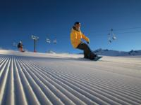Ski Resort Cardrona in New Zealand