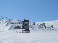 Big Air day at CairnGorm Mountain 2013