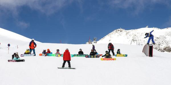 Shred Days return to Hintertux