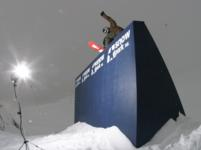 Ski Resort Snowpark in New Zealand