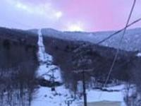 Ski Resort Mad River Glen in USA