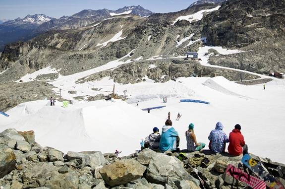 Horstman Glacier summer park June 19th