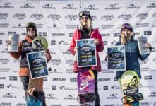 Gasser and Beauchemin win O'Neill Pleasure Jam!