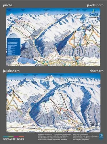 Davos 2010/11 Wipeout Map