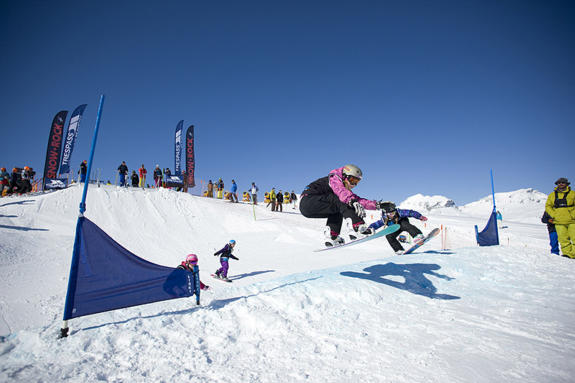 Women's Snowboard Cross