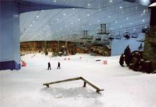 Ski Resort Ski Dubai in United Arab Emirates