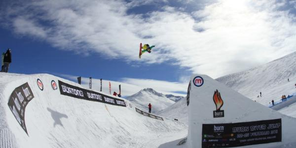 Burn River Jump Livigno 2012