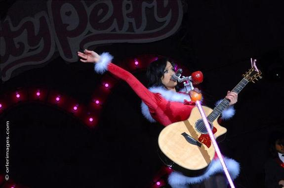 Katy Perry in Ischgl season opening 2009
