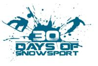 30 Days of Snowsports