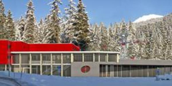 New Gondola at Lenzerheide for 2010/11