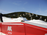 Ski Resort Cerler in Spain