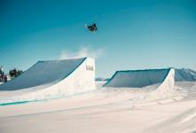 Mark McMorris and Jamie Anderson win Laax Open