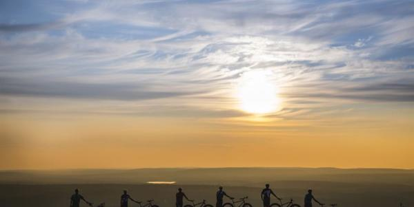 Mountain biker's paradise opens in Lapland