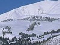 Ski Resort Elk Mountain in USA