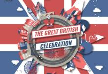 THE GREAT BRITISH CELEBRATION LES ARCS MARCH 2017