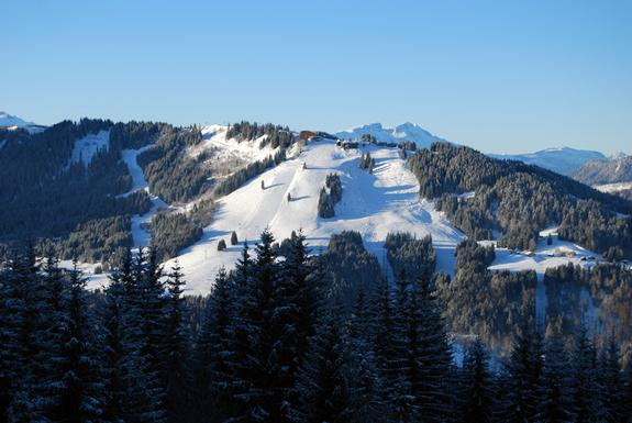 Morzine Pleney slopes