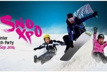 Snozone And Xscape Team Up For Their First Sno Xpo