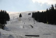 Ski Resort Vitosha in Bulgaria