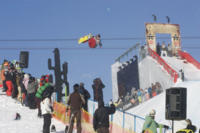 BEO7 Halfpipe Semi-finals Results