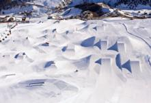 LIVIGNO MOTTOLINO SNOWPARK IS 100% OPEN