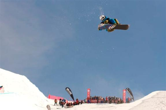 2010 Junior WorldChamps Halfpipe finals Taku Hiraoka (JPN)