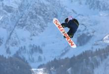 Get to know the GB Park and Pipe Team