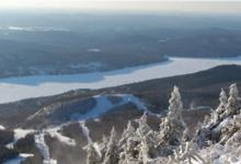 Ski Resort Mont Tremblant in Canada
