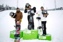 SHAUN WHITE RETURNS TO THE TOP AT THE DEW TOUR!