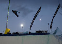Danny Davis & Hana Beaman Win US Open Quarterpipe
