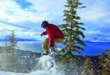 Crystal brings back Heavenly in Lake Tahoe!