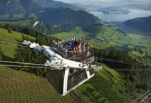 Fancy riding an open top cable car, you can now!
