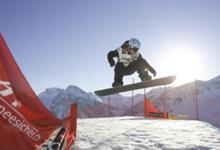 Zoe Gillings finishes 5th at Montafon Snowboard X!