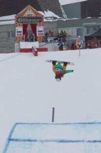 Jamie Nicholls makes it to BEO slopestyle finals