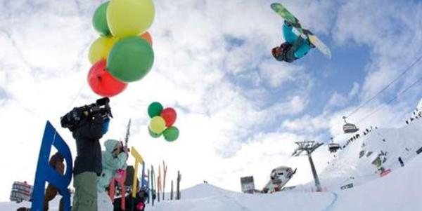 Danny Davis beats White to the BEO Slopestyle