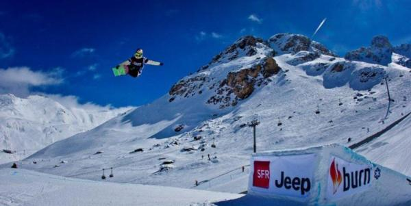 Anderson wins womens Slopestyle at X-Games Europe