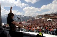 Mel C adds spice to end of season at Ischgl
