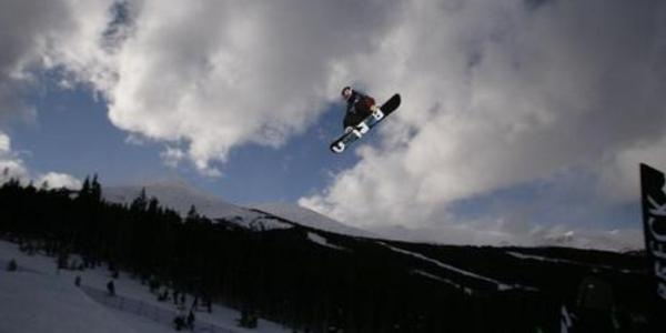 White & O'Brien win the Slopestyle at Breckenridge