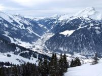 Ski Resort Chatel in France
