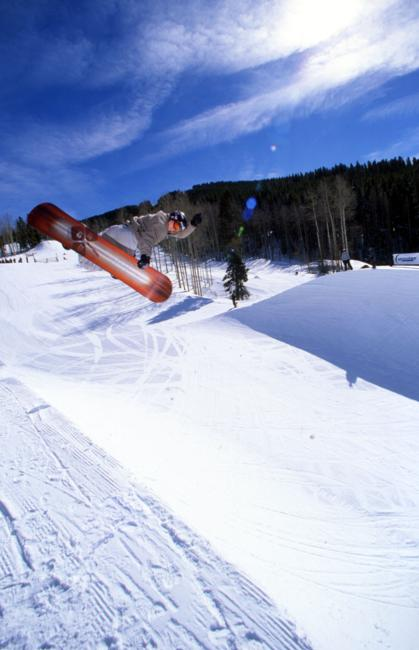 Beaver Creek Halfpipe