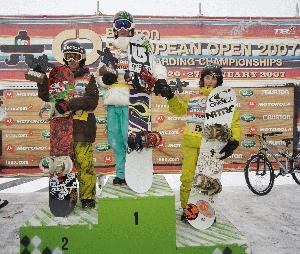 BEO7 Boys Junior Halfpipe Awards