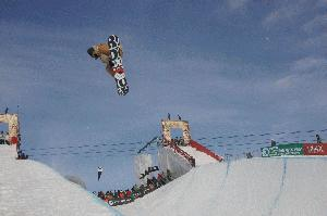 BEO7 Mikka Hast - Halfpipe Qualification