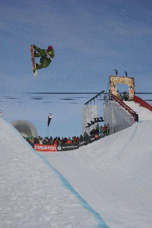 BEO7 Jah Daniel Harris - Halfpipe Qualification