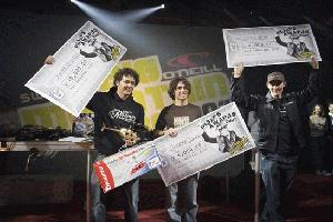 Big Mountain Pro 2007 Winners