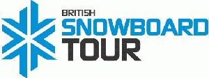 british snowboard tour logo