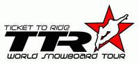 TTR World Snowboard official logo
