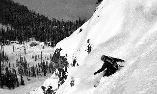 kicking horse powder