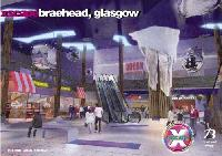 Xscape Braehead main foyer