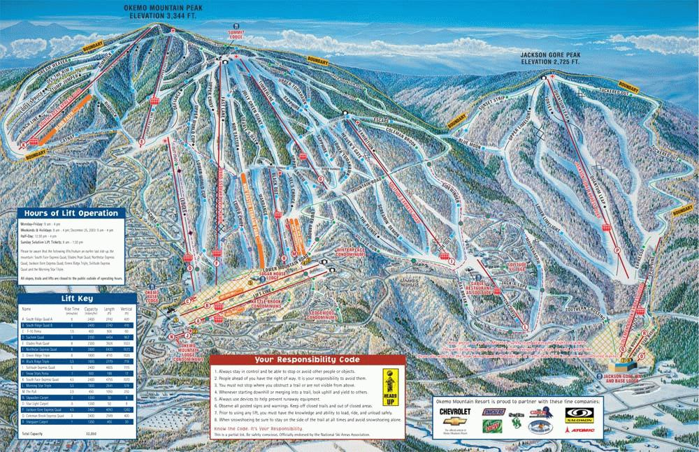 okemo map with Resort Riding on 14626886427 likewise Okemo Mountain Resort Ludlow Vermont Attraction Photos furthermore Florida Theme Parks likewise Orange Bubble Chair Lift besides 193.