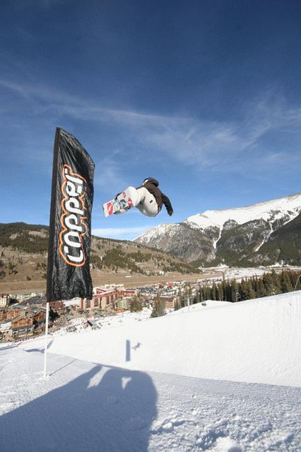 Copper Mountain Superpipe
